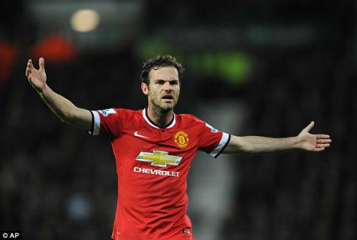 MU: Mata sắp chôn vùi sự nghiệp ở Old Trafford - 2
