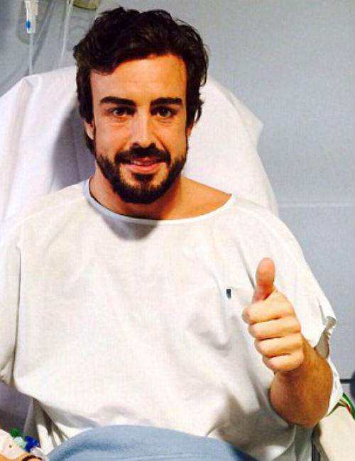 McLaren lo sốt vó vụ Alonso tai nạn nghiêm trọng - 2