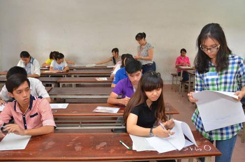 Quy chế thi tốt nghiệp THPT: Nhiều điều chỉnh - 1