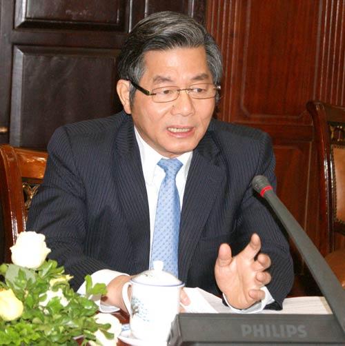 Bộ trưởng Bùi Quang Vinh: Tăng giá điện, xăng dầu phải hợp lý - 2