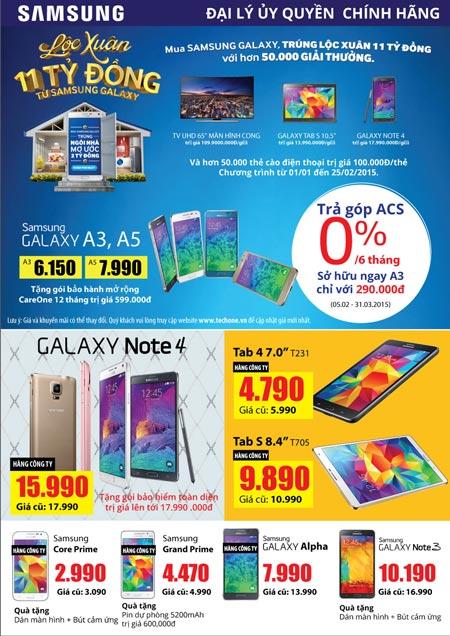 Samsung Alpha, iPhone 5C bất ngờ hạ giá gần 3 triệu đồng - 4