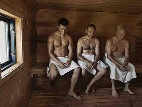 Sauna giúp giảm nguy cơ bệnh tim - 1