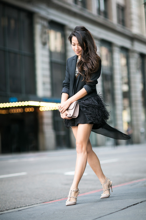 Học fashionista mặc đẹp và đúng mốt ngày xuân - 1