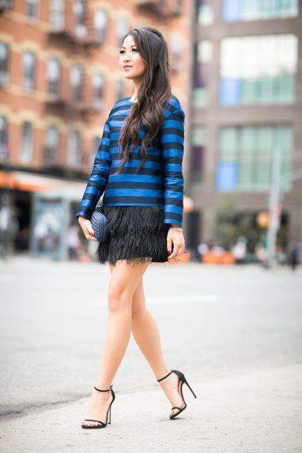 Học fashionista mặc đẹp và đúng mốt ngày xuân - 2
