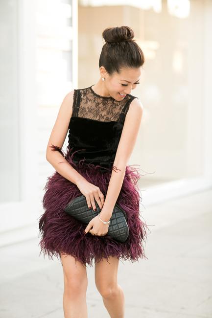 Học fashionista mặc đẹp và đúng mốt ngày xuân - 3