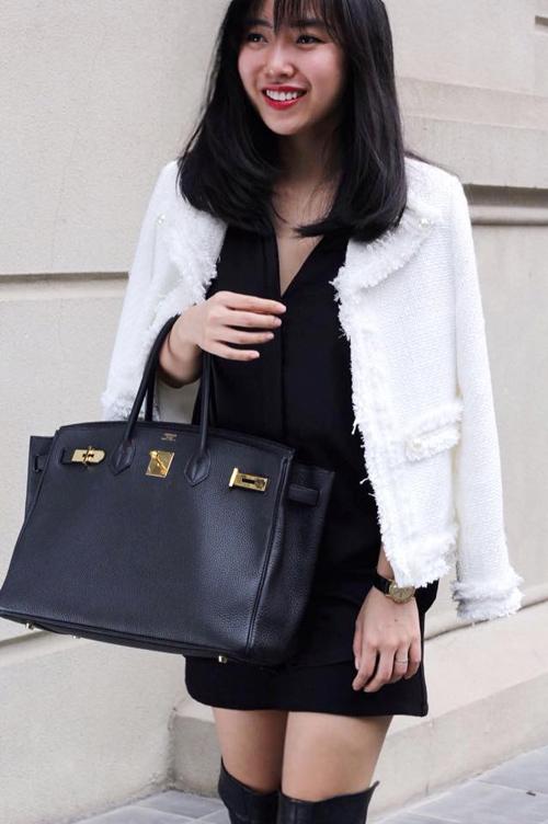 Học fashionista mặc đẹp và đúng mốt ngày xuân - 8
