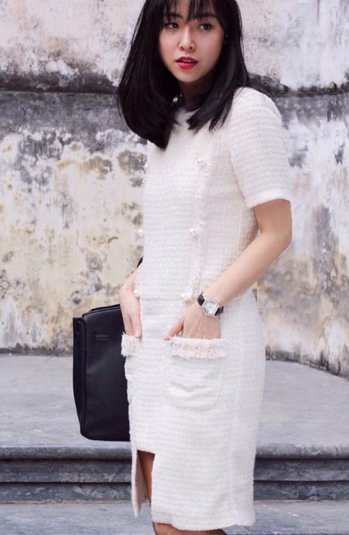 Học fashionista mặc đẹp và đúng mốt ngày xuân - 9