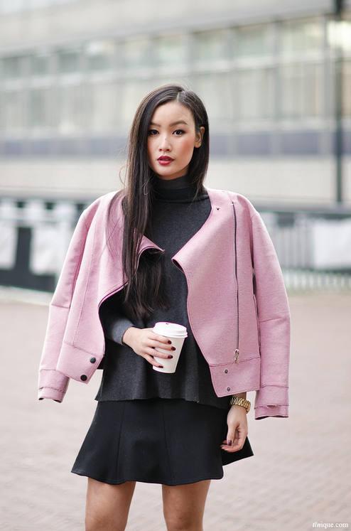Học fashionista mặc đẹp và đúng mốt ngày xuân - 14