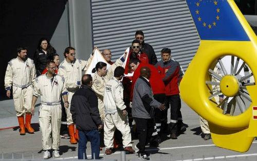 F1: Alonso có thể vắng mặt trong đợt test xe cuối - 2