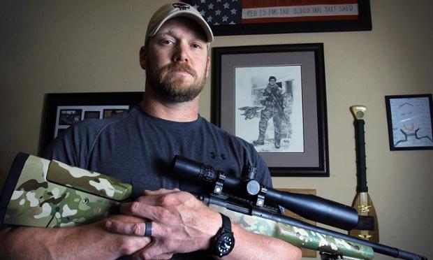Kẻ giết huyền thoại bắn tỉa quân đội Mỹ chịu án chung thân - 2