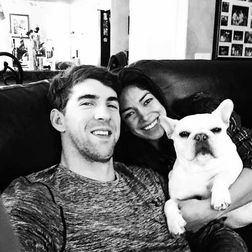 """""""Kình ngư"""" Michael Phelps sắp đưa hoa hậu về dinh - 4"""