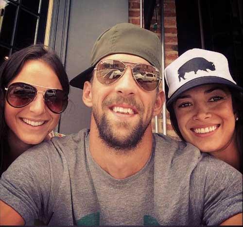 """""""Kình ngư"""" Michael Phelps sắp đưa hoa hậu về dinh - 6"""