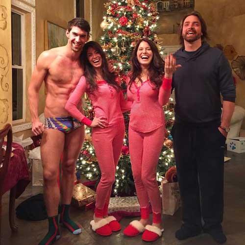 """""""Kình ngư"""" Michael Phelps sắp đưa hoa hậu về dinh - 7"""