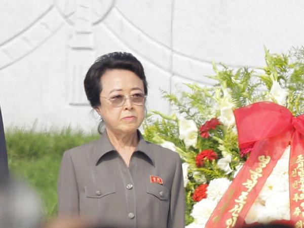 Tình báo Hàn Quốc: Cô ruột Kim Jong-un còn sống - 1