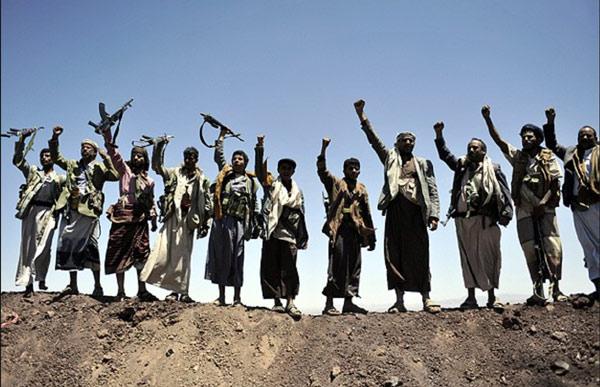 Chiến binh vũ trang chiếm trại đặc nhiệm Mỹ ở Yemen - 2