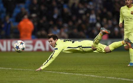 Messi: Đâu phải ghi bàn mới là hay - 3