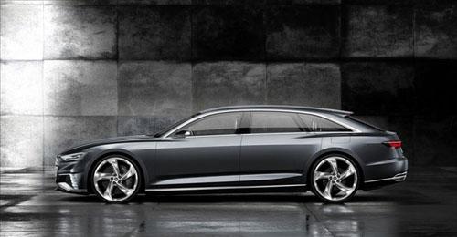 Audi Prologue Avant tiêu thụ 1,6 lít xăng/100 km - 4