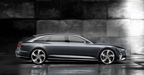 Audi Prologue Avant tiêu thụ 1,6 lít xăng/100 km - 5