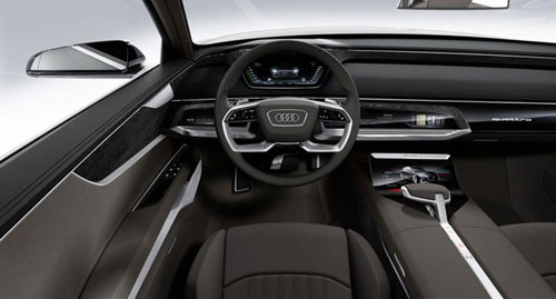 Audi Prologue Avant tiêu thụ 1,6 lít xăng/100 km - 3