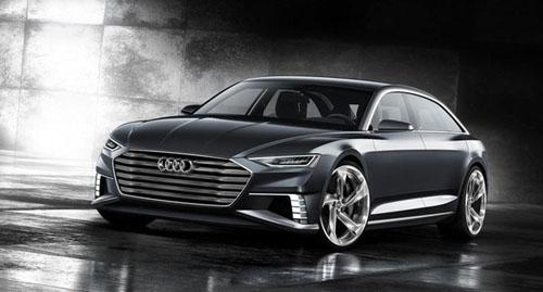 Audi Prologue Avant tiêu thụ 1,6 lít xăng/100 km - 2