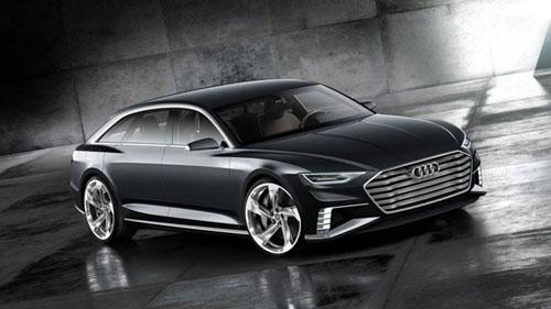 Audi Prologue Avant tiêu thụ 1,6 lít xăng/100 km - 1