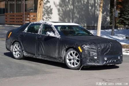 Lộ động cơ của Cadillac CT6 - 1