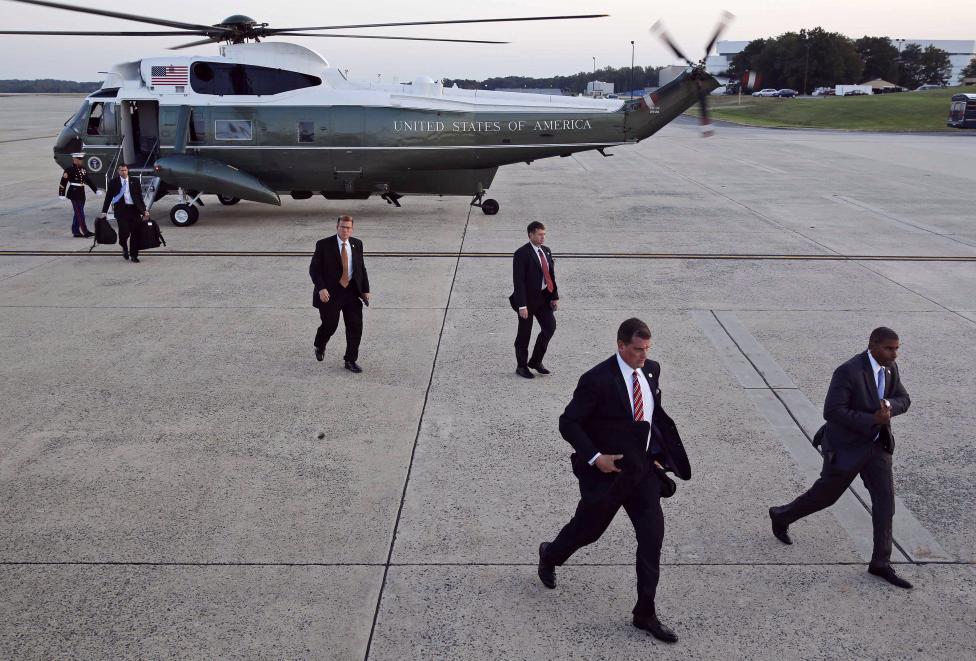 Chùm ảnh: Công việc của mật vụ bảo vệ tổng thống Mỹ - 8