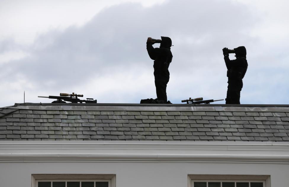 Chùm ảnh: Công việc của mật vụ bảo vệ tổng thống Mỹ - 9