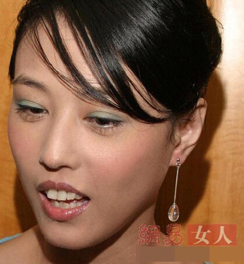 Bóc mẽ hàm răng xấu xí của người đẹp Hoa ngữ - 2