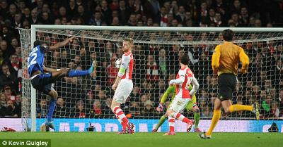 TRỰC TIẾP Arsenal - Monaco: Dấu chấm hết (KT) - 8