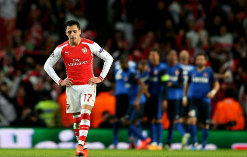 Arsenal - Monaco: Bàng hoàng và đau đớn - 1