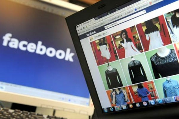 Tăng vọt số người mua hàng qua mạng xã hội - 1