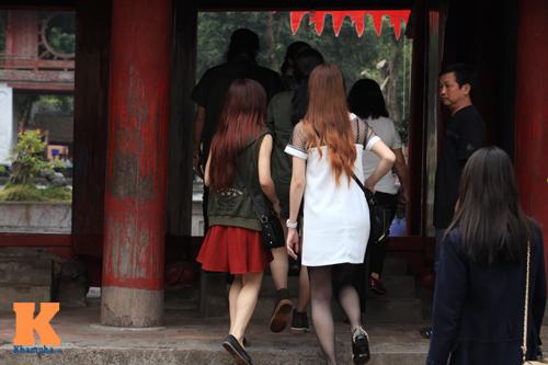 6 lưu ý về trang phục đi lễ chùa đầu năm - 4