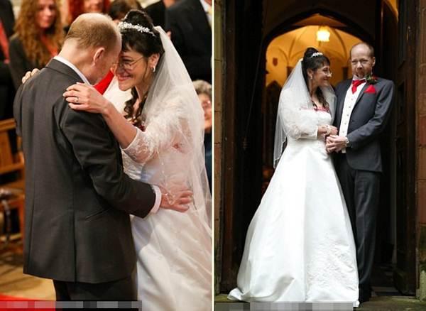 Cảm động hôn lễ được tổ chức trong những thời khắc cuối đời - 4