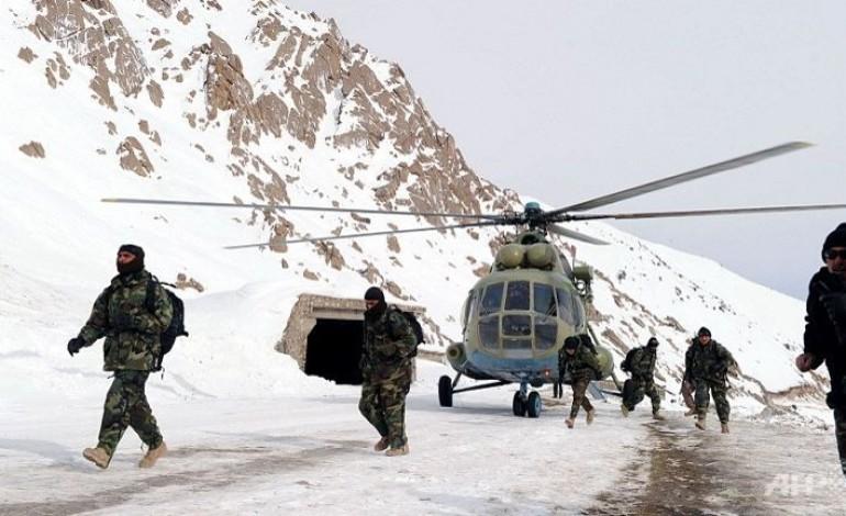 Afghanistan: Lở tuyết kinh hoàng vùi chết 124 người - 2