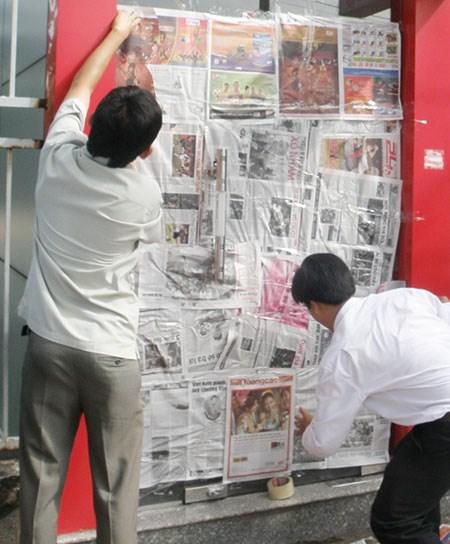Trộm phá trụ ATM lấy gần 1 tỉ đồng - 1