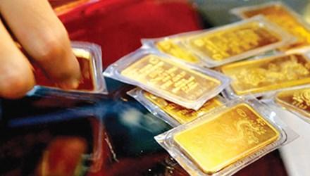 Vàng liên tục tăng giá đón ngày Vía Thần Tài - 1