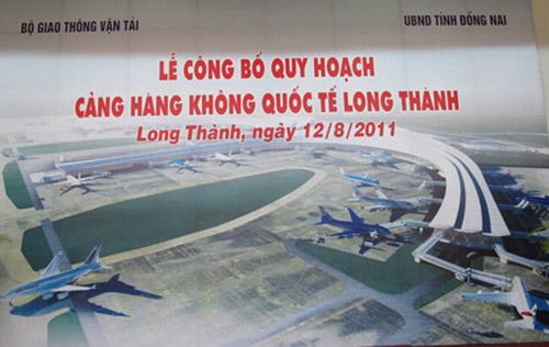 Vốn xây dựng sân bay Long Thành giảm hàng tỷ USD - 1