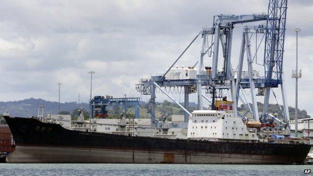 Hé lộ chiêu né cấm vận tàu biển của Triều Tiên - 1