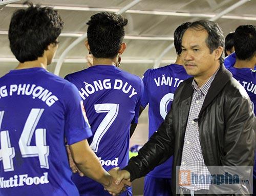 Bầu Đức không can thiệp chuyên môn ở U23 Việt Nam - 1