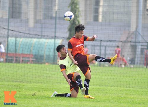Thứ trưởng tới lì xì, ĐT U23 Việt Nam được nghỉ sớm - 5