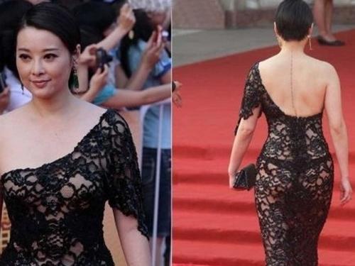 1001 lỗi hớ hênh váy áo khiến mỹ nữ châu Á đỏ mặt - 7