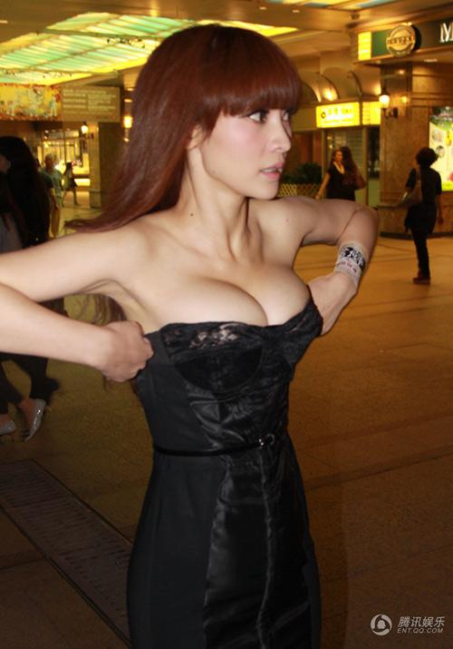 1001 lỗi hớ hênh váy áo khiến mỹ nữ châu Á đỏ mặt - 8
