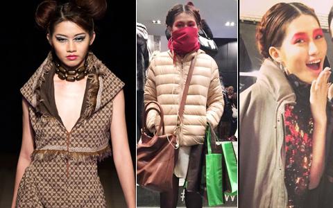 Quỳnh Châu trải lòng sau Tuần lễ thời trang New York