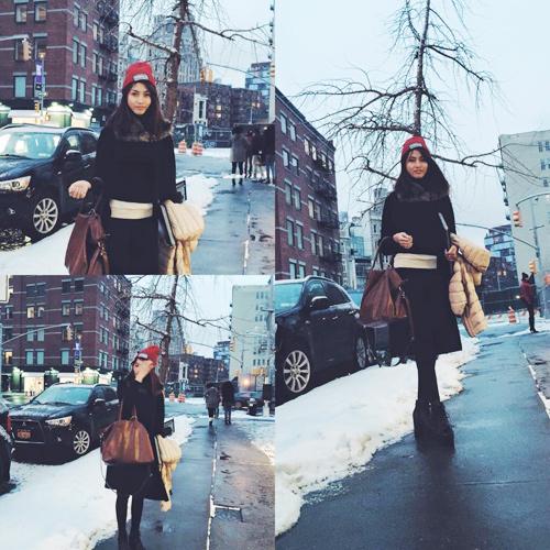 Quỳnh Châu trải lòng sau Tuần lễ thời trang New York - 7