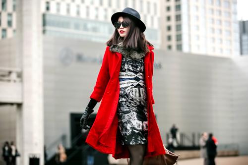 Quỳnh Châu trải lòng sau Tuần lễ thời trang New York - 12