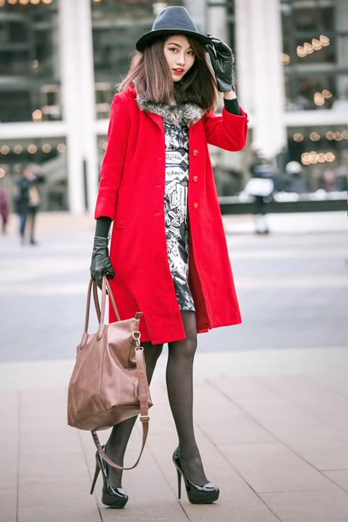 Quỳnh Châu trải lòng sau Tuần lễ thời trang New York - 11