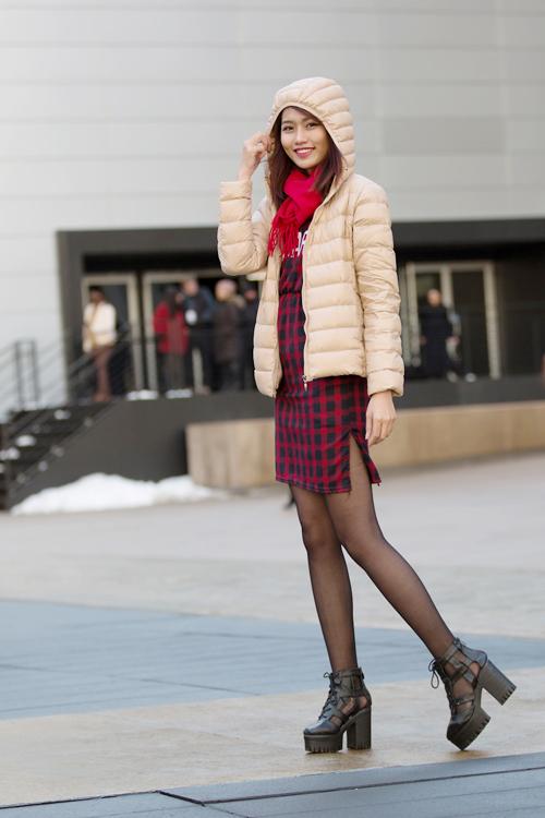 Quỳnh Châu trải lòng sau Tuần lễ thời trang New York - 14