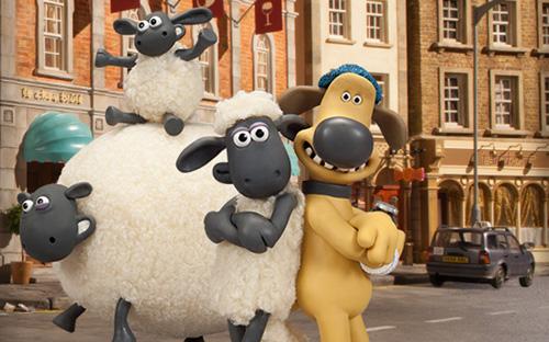 """Hoạt hình """"Cừu quê ra phố"""" khiến khán giả cười nghiêng ngả - 1"""