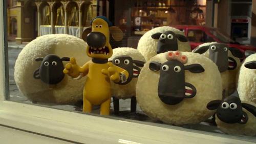 """Hoạt hình """"Cừu quê ra phố"""" khiến khán giả cười nghiêng ngả - 3"""